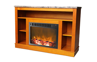 Electric Fireplaces-X5021-1TEK