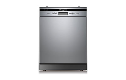 Semi Integrated Dishwasher DWSI 15place 3,  Stainless-Steel Finish, 60cm, 15 Places.