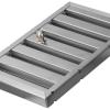 Under-Mount Extraction Range Hood, 75cm RHUM-1 EXT, Stainless Steel Finish, 75cm, 850m3/h,